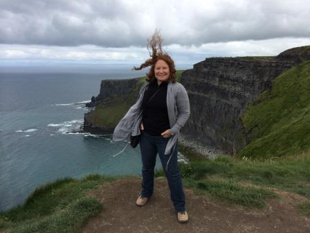 Cliffs of Moher Wind