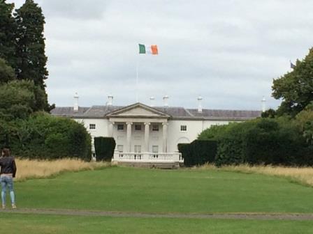 Presidents Residence