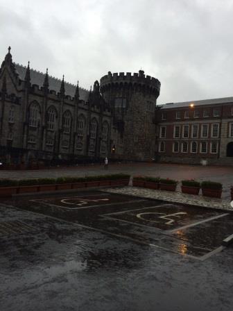 Rainy Castle