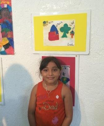 Mexico Childrens Artwork