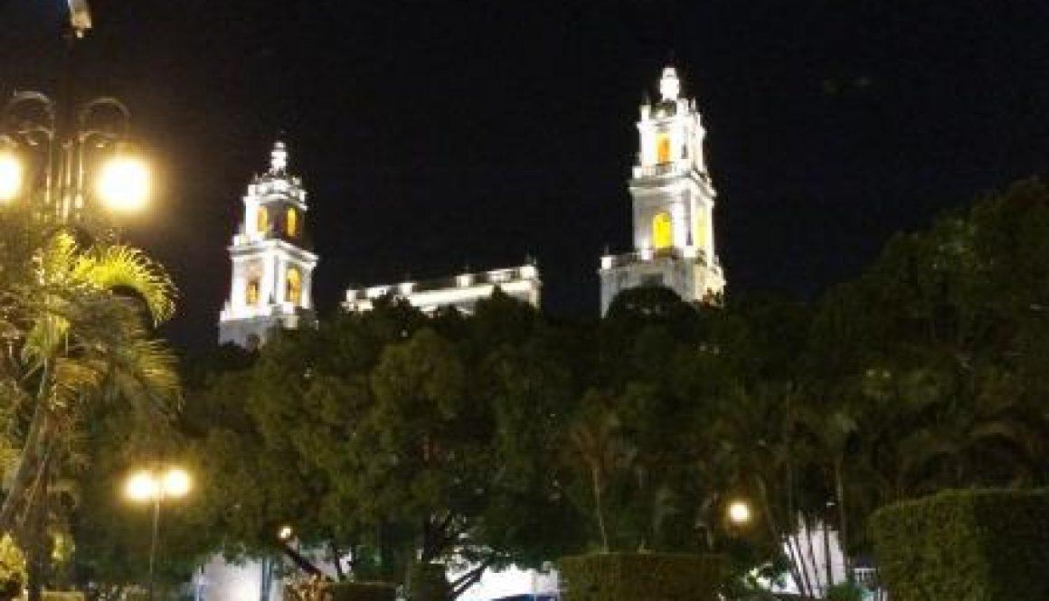 Mexico Merida Cathedral
