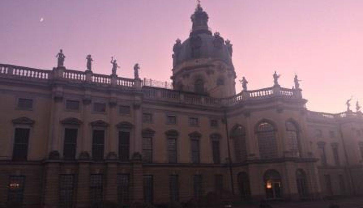 Germany Berlin Charlottenburg Palace