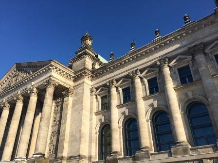 A final day in Berlin, The Bundestag, and the Bar