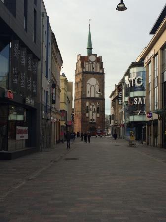 Germany Rostock Kropelin Gate
