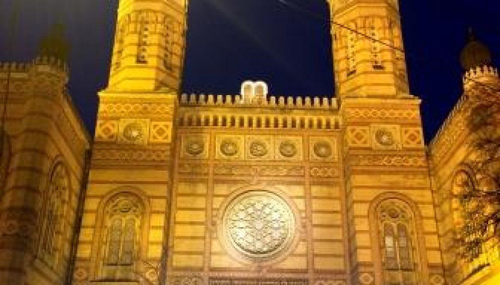 Hungary Dohany Street Synagogue