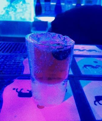 Ice Bar Drink