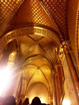 Gold Ceilings