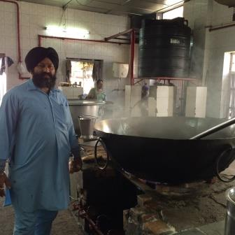 Sikh Cook