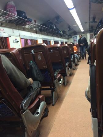 India - Train