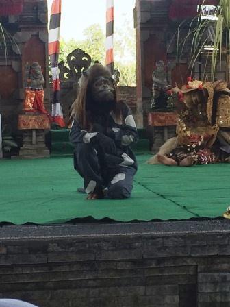 Balinese show