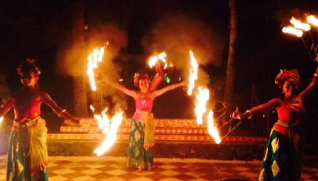 Indonesia - Bali Fire Dancers