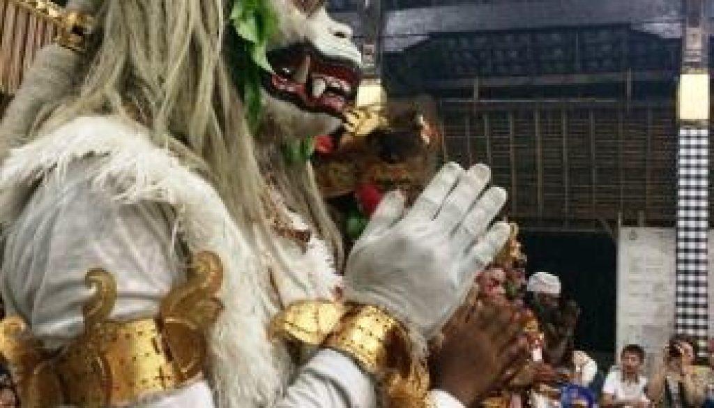 Indonesia - Ubud Monkey Dance