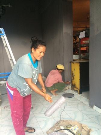 Women Construction