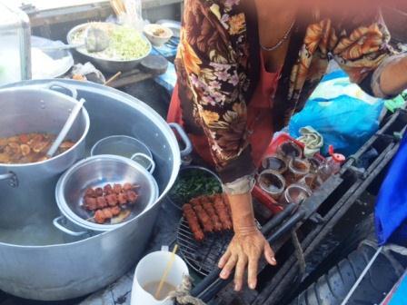 Vietnam - Mekong Delta Floating Market2