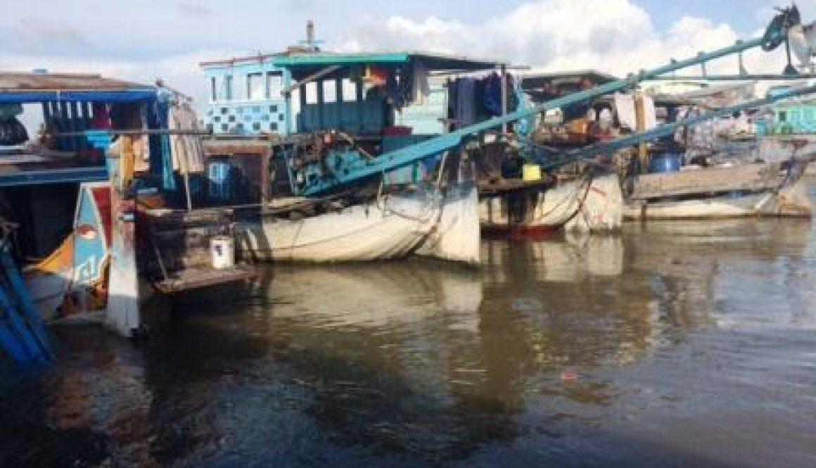 Vietnam - Mekong Delta Floating Market3