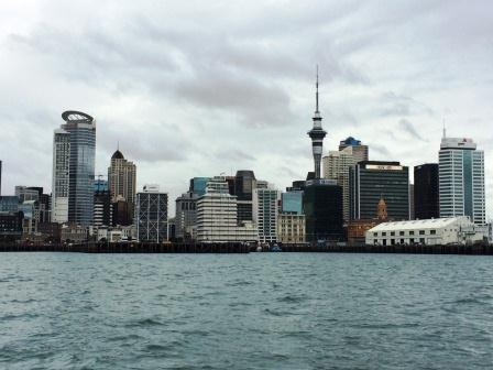 To See the Sea in Auckland