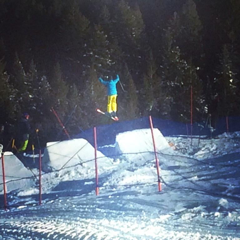 Idaho - Ski Jumper