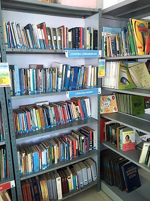 Scool Library