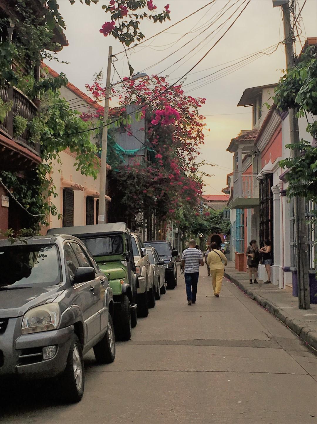 Colombia Street Scene