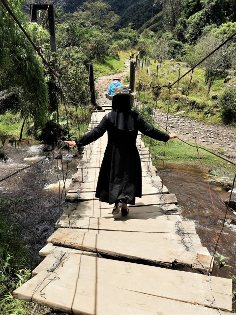 Nun Crossing Bridge