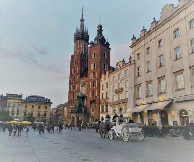 Lchaim Tour.Krakow.Poland-Market Square
