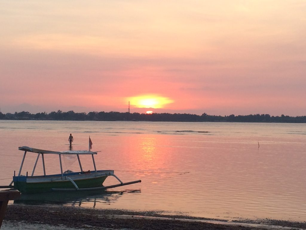 Indonesia - Gili Sunset1