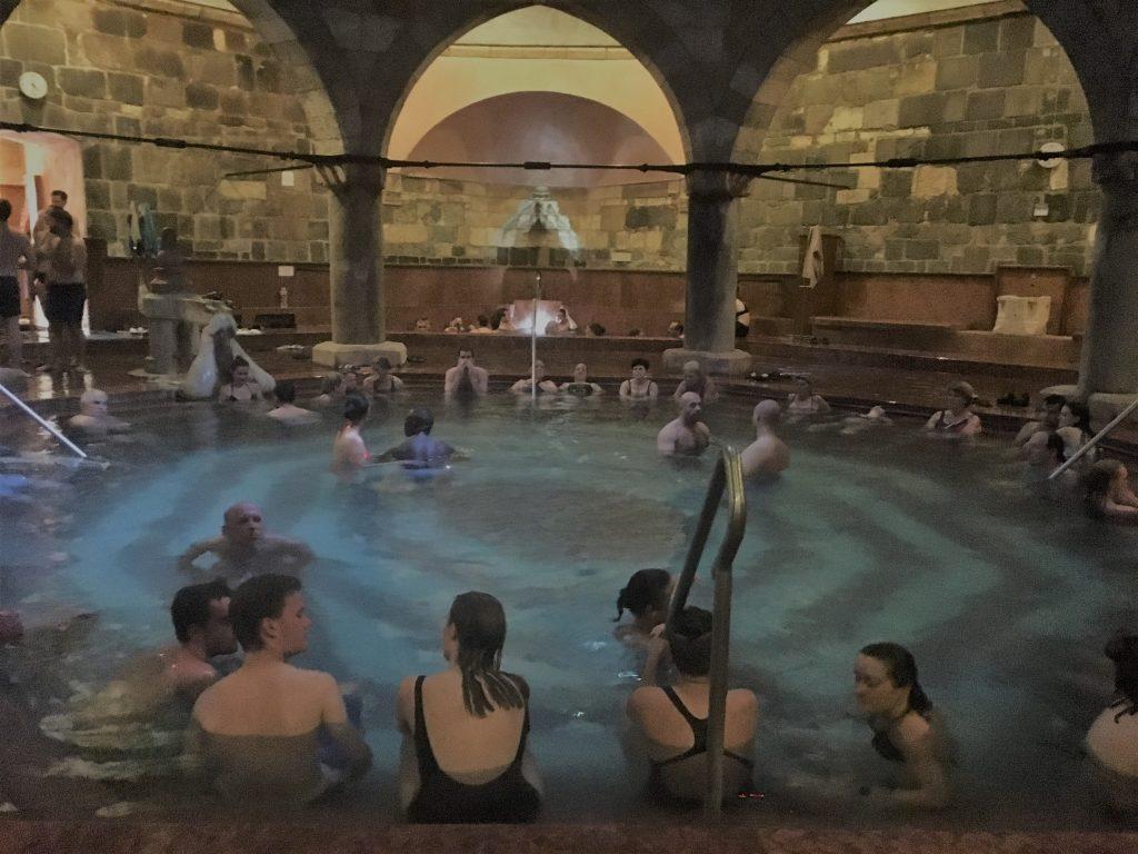 Mineral Bath