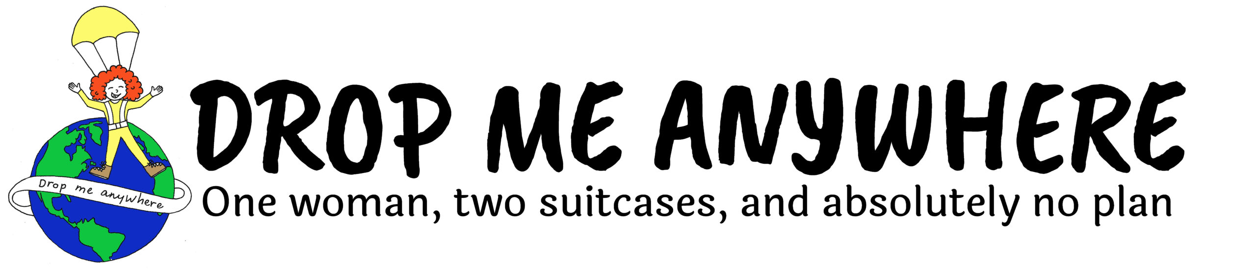 Drop Me Anywhere Logo for Blog